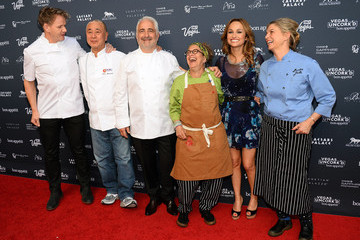 Giada De Laurentiis Grand Tasting At Vegas Uncork'd By Bon Appetit