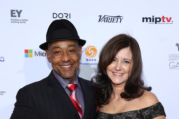 Giancarlo Esposito Arrivals at the International Emmy Awards