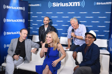 Giancarlo Esposito Patrick Fabian SiriusXM's Entertainment Weekly Radio Broadcasts Live From Comic-Con In San Diego