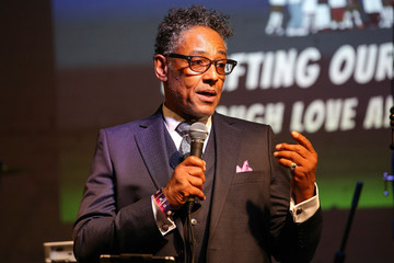 Giancarlo Esposito Geeks For Peace, A Private Party to Benefit Kids For Peace Hosted By Morgan Spurlock - Comic-Con International 2015