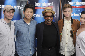 Giancarlo Esposito SiriusXM's Entertainment Weekly Radio Channel Broadcasts from Comic-Con 2015