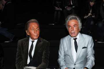 Giancarlo Giammetti 2013 Victoria's Secret Fashion Show - Front Row