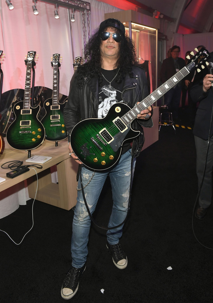 Slash Photos Photos - Zimbio