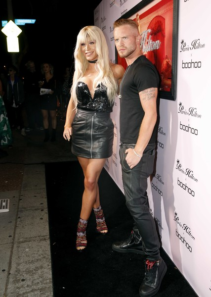 ecdfa4b31ed6 Gigi Gorgeous and August Getty Photos Photos - Boohoo.com x Paris ...