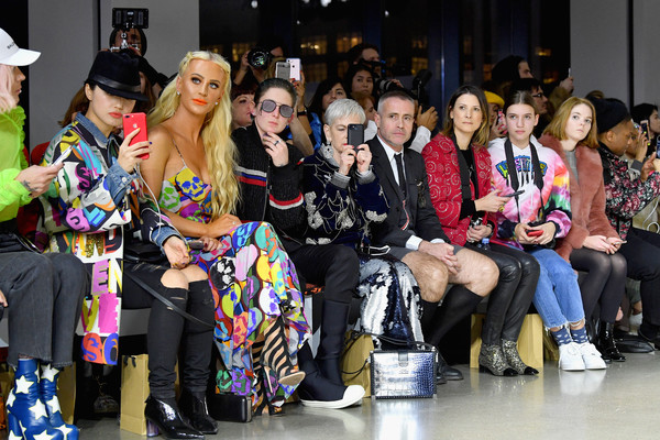 Libertine - Front Row - February 2018 - New York Fashion Week: The Shows