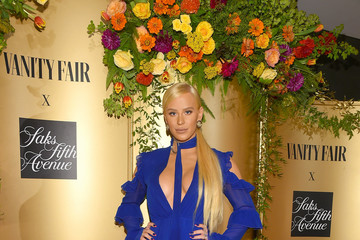 Gigi Gorgeous Vanity Fair And Saks Fifth Avenue Celebrate Vanity Fair's Best-Dressed 2018