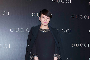 Gigi Leung Gucci Celebrates Flora Knight Collection