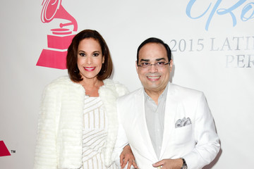 Gilberto Santa Rosa 2015 Latin GRAMMY Person Of The Year Honoring Roberto Carlos - Arrivals