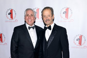 Honorees Donald Deieso (L) and Lewis C. Cantley attend Gilda's Club NYC 24th Annual Gala at The Pierre Hotel on November 07, 2019 in New York City.