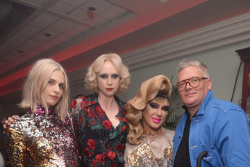 Giles Deacon Pat McGrath's Unlimited Collection Launch Event