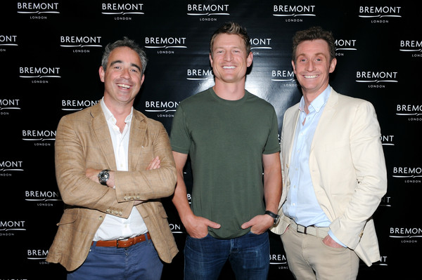 Bremont Watches Opens NYC Boutique With Unveiling of America's Cup