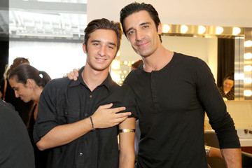 Gilles Marini Elizabeth Glaser Pediatric AIDS Foundation 26th Annual A Time for Heroes Family Festival - Inside