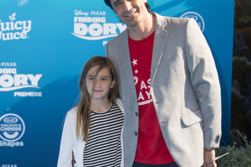 Gilles Marini The World Premiere Of Disney-Pixar's 'Finding Dory' - Red Carpet