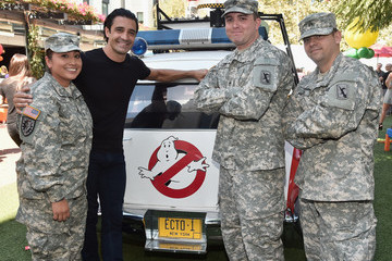 Gilles Marini Step2 & Favored.by Present the 5th Annual Red Carpet Safety Awareness Event
