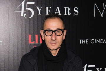 Gilles Mendel The Cinema Society With Lillet & NARS Host a Screening of Sundance Selects' '45 Years' - Arrivals