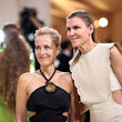 Gillian Anderson The 2021 Met Gala Celebrating In America: A Lexicon Of Fashion - Arrivals