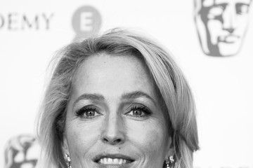 Gillian Anderson EE British Academy Film Awards 2020 - Winners Room