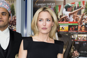 Gillian Anderson 'Sold' Premieres in London