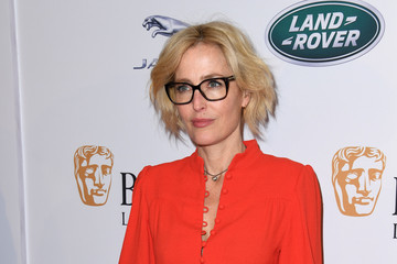 Gillian Anderson The BAFTA Los Angeles Tea Party - Arrivals