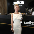 Gillian Anderson Golden Globe Awards 2020 In Partnership With Lavazza