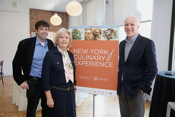 Gillian Duffy Larry Burstein New York Culinary Experience 2015 Presented By New York Magazine And The International Culinary Center - Day 1