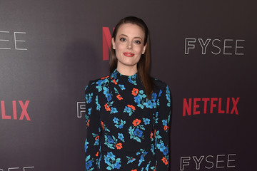 Gillian Jacobs Comediennes: In Conversation At Netflix FYSEE - Arrivals