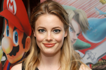Gillian Jacobs Nintendo Lounge at Comic-Con