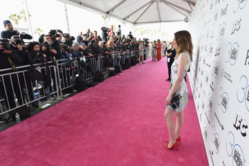 Gillian Jacobs 2015 Film Independent Spirit Awards - Red Carpet
