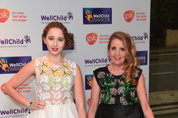 Gillian McKeith Prince Harry Attends the Annual WellChild Awards