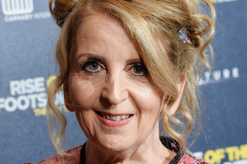 Gillian McKeith 'Rise of the Footsoldier 3: The Pat Tate Story' UK Premiere - Red Carpet Arrivals