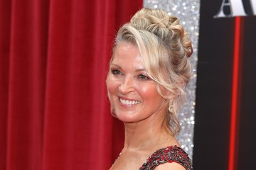 Gillian Taylforth British Soap Awards - Red Carpet Arrivals