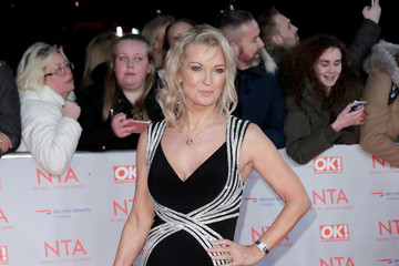 Gillian Taylforth National Television Awards - Red Carpet Arrivals