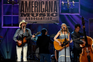 Gillian Welch Americana Music Festival and Conference Award Show - Show, Audience & Backstage
