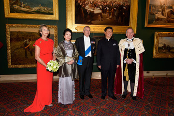 Gilly Yarrow State Visit of The President of the People's Republic of China - Day 3