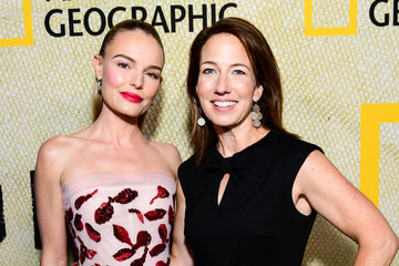 Gina Denomy Premiere Of National Geographic's 'The Long Road Home' - Red Carpet
