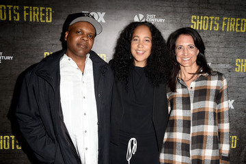 Gina Prince-bythewood Screening And Discussion Of FOX's 'Shots Fired' - Red Carpet