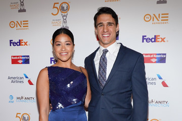 Gina Rodriguez 50th NAACP Image Awards Non-Televised Dinner - Arrivals