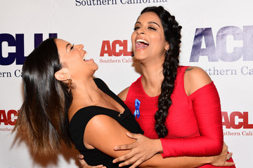 Gina Rodriguez ACLU SoCal Hosts Annual Bill of Rights Dinner - Arrivals