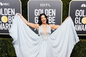 Gina Rodriguez 76th Annual Golden Globe Awards - Social Ready Content