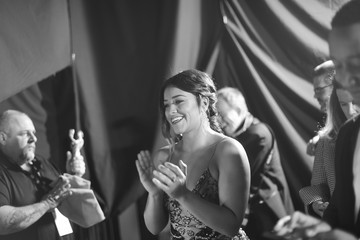 Gina Rodriguez The 23rd Annual Screen Actors Guild Awards - Backstage