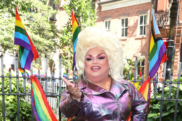 Ginger Minj RuPaul's Drag Race All Stars Cast Appearance At Stonewall