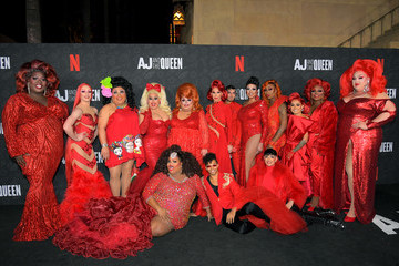 Ginger Minj Netflix's 'AJ And The Queen' Season One Premiere