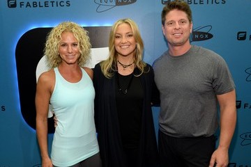 Ginger Ressler Fabletics Launches at Equinox Sports Club