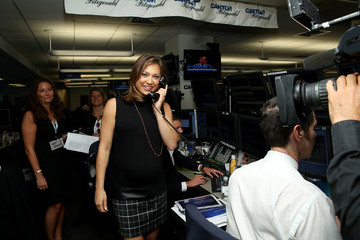 Ginger Zee Annual Charity Day Hosted by Cantor Fitzgerald and BGC - Cantor Fitzgerald Office - Inside