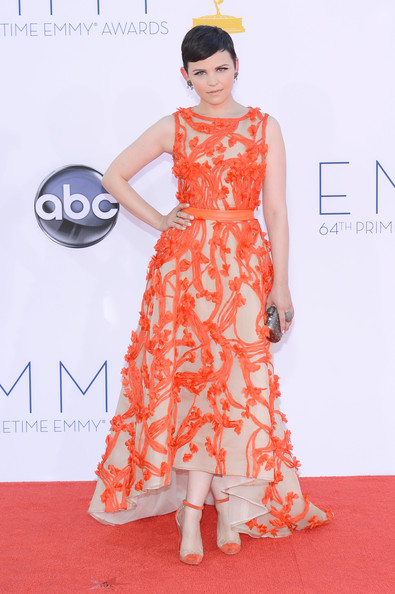 Ginnifer Goodwin - 64th Annual Primetime Emmy Awards - Arrivals