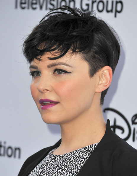 Ginnifer Goodwin Pixie Cut Pictures  Style  Short hair