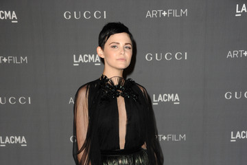 Ginnifer Goodwin LACMA 2012 Art + Film Gala - Arrivals