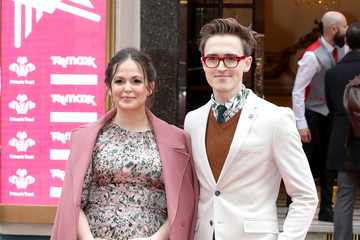 Giovanna Fletcher The Prince Of Wales Attends 'The Prince's Trust' Awards