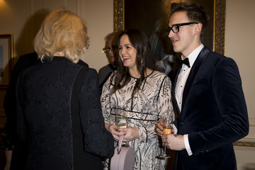 Giovanna Fletcher The Duchess Of Cornwall Attends The National Literacy Trust 25th Anniversary Reception