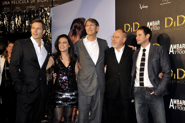 'Didi Hollywood' Premiere In Madrid [premiere,event,suit,carpet,flooring,paul sculfor,peter coyote,bigas luna,giovanna zacarias,luis hacha,didi hollywood,l-r,madrid,premiere,premiere]